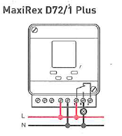 Branchement-MaxiRex-D72-1-Plus